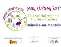 Label Régional 2017