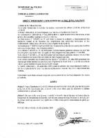Arrêté 40_2020 Interdiction Utilisation Salle Polyvalente