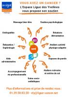Affiche APM Ligue Cancer 78