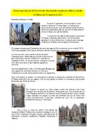 Article CMCAS Sortie Orléans